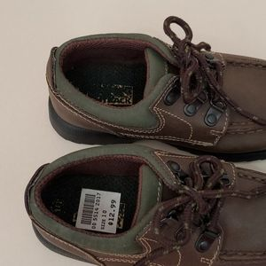rugged outback Shoes - Kids toddler boys brown loafers size 10